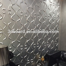 paneles de pared de madera laminada