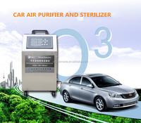 HY-028 air purifier for car odor removal/car air sterilization/car air purify