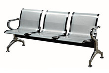CY-W03 Stainless steel waiting chair,3-seater waiting chair,hospital waiting chair