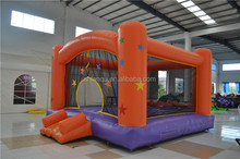 Superstar Inflatable Party Moonwalk/cheap bounce house