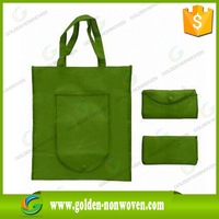 Environmental Nonwoven Promotional shopping bag ,OEM non woven bag,custom foldable grocery bag and recycle bag