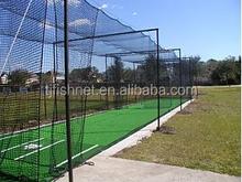 HDPE Batting cage net,baseball net,sock net