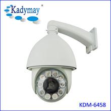 700TVL Auto-Tracking 30X High-Speed 150M IR Dome 30x optical zoom cctv camera with Wall Bracket
