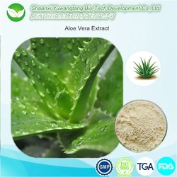 100% Natural herbal extract Aloe Vera Extract, Aloe Extract Powder