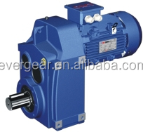 parallel helical gearbox ,AC motor ,speed reducer ,transmission machine