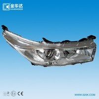 Led headlamp for Middle East toyota Corolla 2014 car body kit
