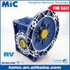 China made ISO 9001 certificate speed reducer