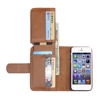 BRG Multifunction Wallet Leather Case with stand & card slot & photo frame for iPhone 5c, for iPhone 5c Wallet Wase