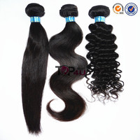 Factory wholesale 7A remy Brazilian hair weft 1kg