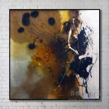 canvas oil painting poster