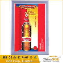 Chinese led aluminum frame light box vendors for india