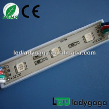 DC12V 0.72W waterproof 5050 rgb led module ,led modules for backlight