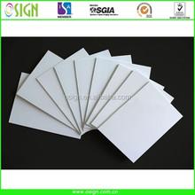 Waterproof rigid PVC foam board / sheet for advertising / printing / furnitures/cabinets