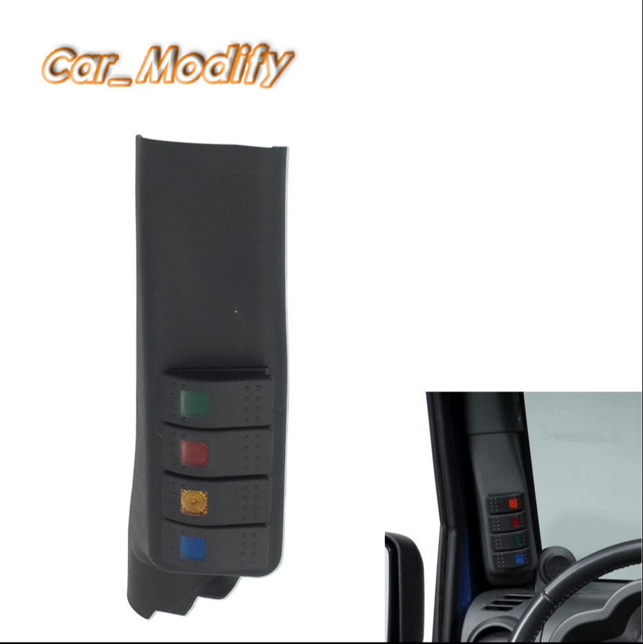 Weiken Fancy Light Switches For Jeep Wrangler Jk Car Accessories Qq20160226134238