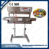 continuous band sealer with printing