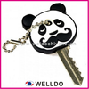 custom your design rubber key cover guangzhou