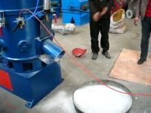 plastic film densifier/plastic film agglomerator/granulator