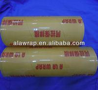 stretch film wrapper keep food fresh pvc cling film plastic products
