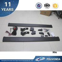 Electric Running board for JEEP Wrangler JK 2007+ Power side step pedals auto accessories