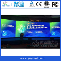 hotsell xxx p4 indoor led video wall on sale video message giant screen led display