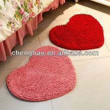 Fashionable bedroom rug