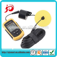 High quality visual fish finder gps with LCD display screen