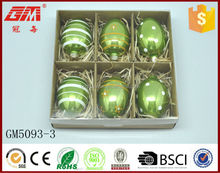 Factory wholesale Easter painted eggshell