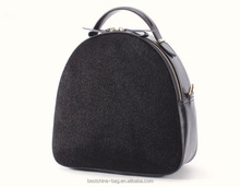 fashion leather backpack /women leather tote bags/ backpack pu bags for lady