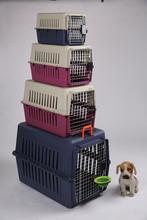 Pet Carrier Plastic Pp material Dog carrier