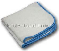 Factory Organic Microfiber Towel Car Cleaning