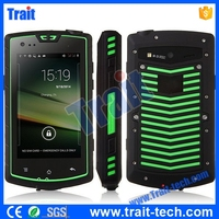 3G Cellphone IP68 Waterproof Smartphone 4.0 Inch Android 4.2.2