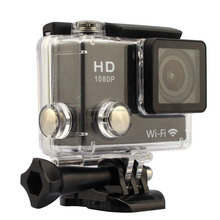 Waterproof Sports Action Camera Diving 98FT(30M) 12MP 1080P HD Helmet DVR with Free Accessories...