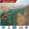 9years's Alibaba Golden Supplier Self-produced Heavy Zinc Wire Cages Rock Retaining Wall