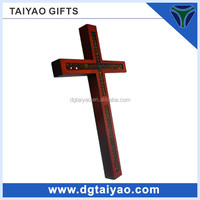 wholesale antique christuan Jesus cross wall decoration cross