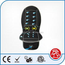 3 in 1 Car Massage Chair Pad with Cooling, Heat, Massage function