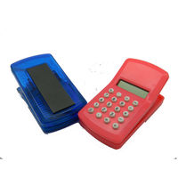 Electronic 2015 Hot New Products, Mini Clip Calculator with Magnet