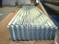 Gauge Thickness Galvanized Corrugated Steel Sheet With Price/ High-strength
