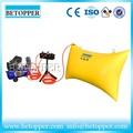 herramientas de rescate con colchón de aire