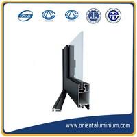 aluminum section/ aluminium window and door profile/extrusions