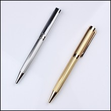 Shanghai Stationery Branded Metal Ball Point Pen With School Supplies