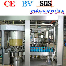 Long warranty fresh juice filler canned manufacturing