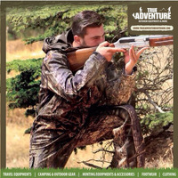 True Adventure High Quality100% Polyester Waterproof Realtree camouflage printed hunting clothes