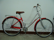"""26""""high quality woman city bike/bicycle with alloy frame SWCB(046)"""