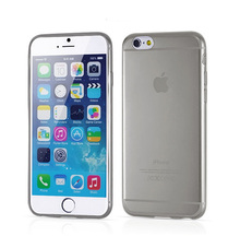 Mobile Phone Accessories Clear Soft TPU Case For iphone 6