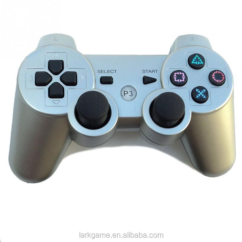 Wired Controller Double Vibration Gamepad Joystick Joypad For Ps3 ...