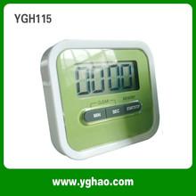 ygh115 fabbrica a basso costo digitale timer orologio magnetico