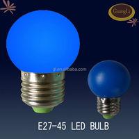 110v/220v 1w ce rohs approved e27/b22 glass decorative led light