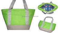 Blue flexible rolling cooler bagcustom cooler bag