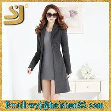 China hot sale wool coat lady coat women coat