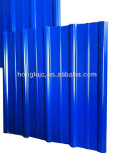 HOLU pvc thermoformable sheet/plastic pvc roofing sheet for shed